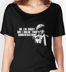 Jules is sorry Women's Relaxed Fit T-Shirt