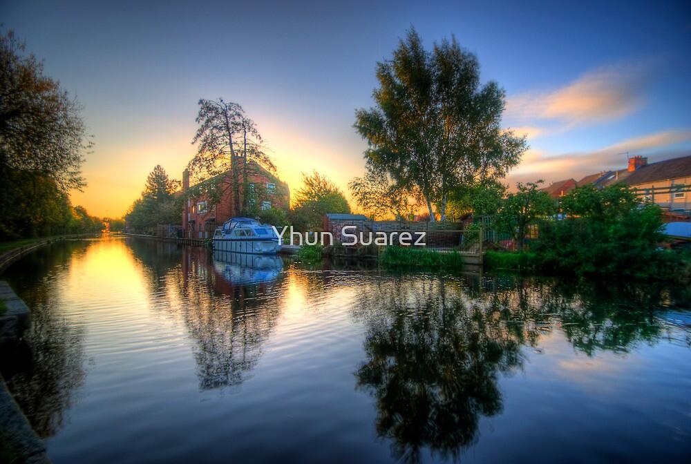Suburban Sunrise 2.0 by Yhun Suarez