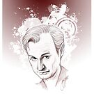 Mark Gatiss - Wondering by Clarice82
