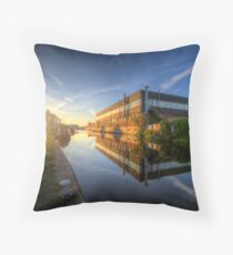 Suburban Sunrise 4.0 Throw Pillow