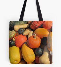 Pumpkins & Squashes Tote Bag