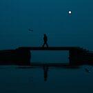 Night walk by Jasna
