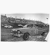 Daytona Nostalgia  Poster