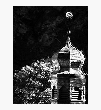 2011 - the steeple Photographic Print