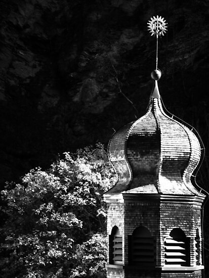 2011 - the steeple by Ursa Vogel