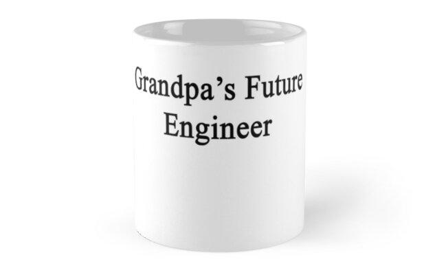 Grandpa's Future Engineer  by supernova23