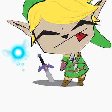 Link-Gir (full size) by Amsums13