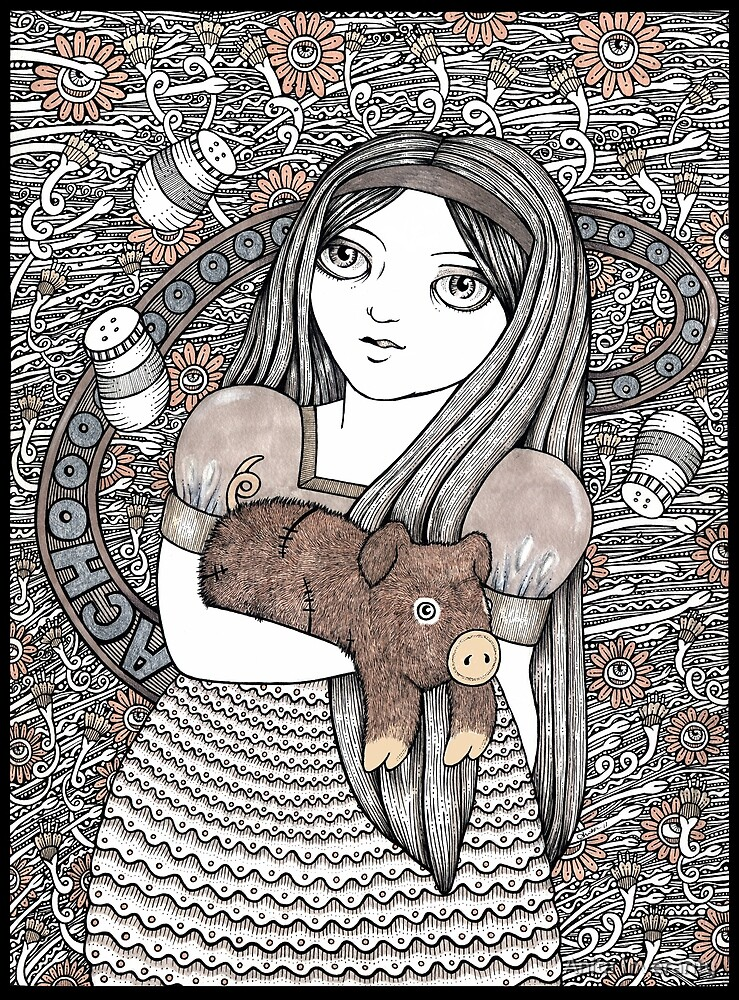 Alice & the Pig Baby by Anita Inverarity