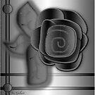 October's Rose by IrisGelbart