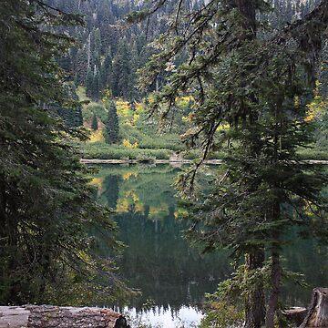 Bolan Lake by evensteven