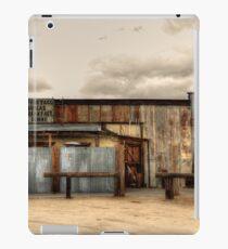 Joshua tree Saloon in California iPad Case/Skin