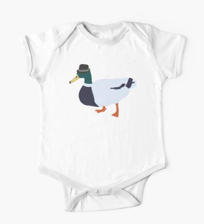 Fedora Duck Kids Clothes