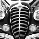 Classic Car 212 by Joanne Mariol