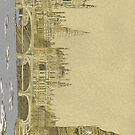 A Sketch of London by DJ Hughes