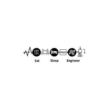 Eat, Sleep, Engineer, REVISED by firefoxx