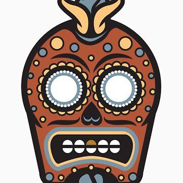 Tattoo Face by Bragadesigns