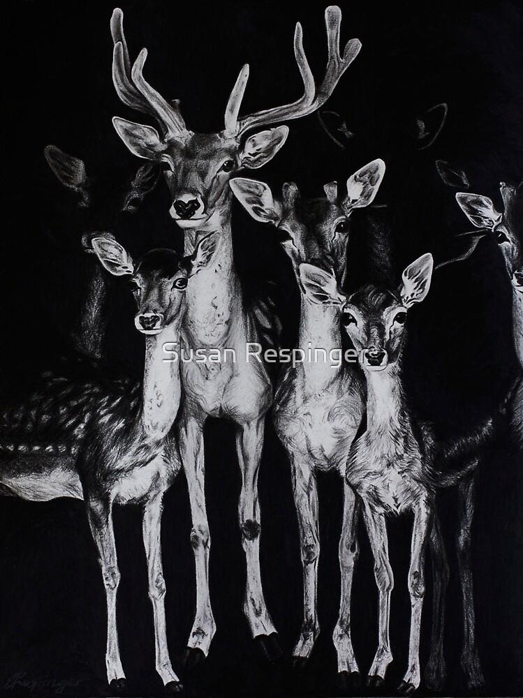 Deer by Susan Respinger