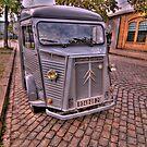 1951 Citroen H Van by pdsfotoart