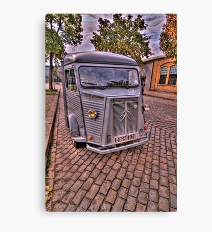 1951 Citroen H Van Canvas Print