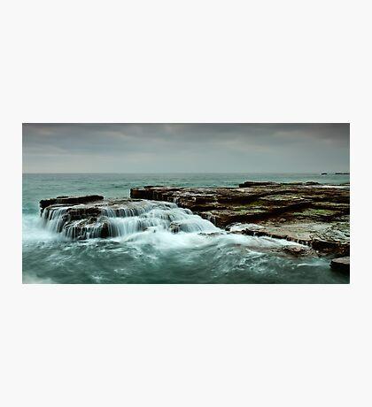 Ocean Tiers Photographic Print