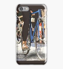 Summer Cycling iPhone Case/Skin