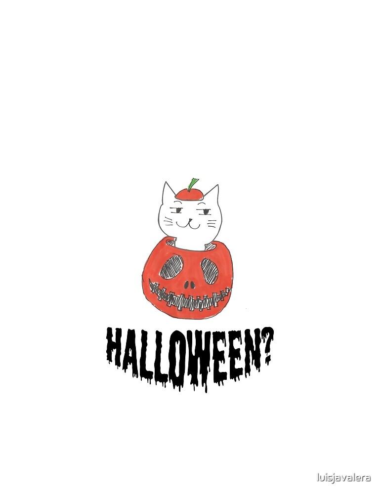 Halloween ? by luisjavalera