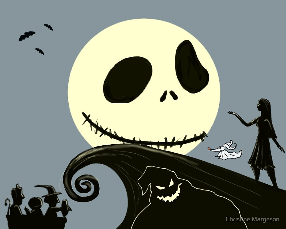 Jack in the Moon by Christine Margeson