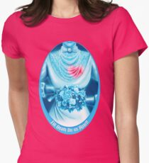 She had a heart that only beat for one, By Topher Adam Womens Fitted T-Shirt