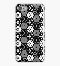 EXO Logo Pattern iPhone Case/Skin