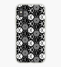 EXO Logo Pattern iPhone Case