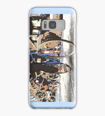 Summer Cycling 2 Samsung Galaxy Case/Skin