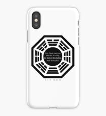 Push It, Maybe (Lost) iPhone Case