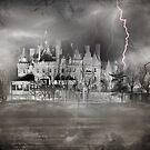 Haunted Boldt Castle by Lori Deiter