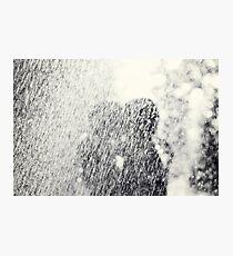 Falling Magic Photographic Print