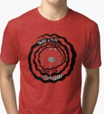 Sheena Says! Illustration Tri-blend T-Shirt