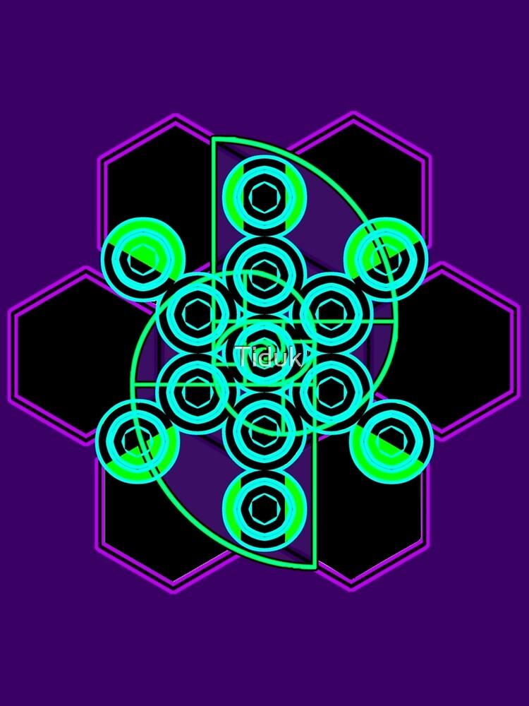 Fibonacci Cube by Tiduk