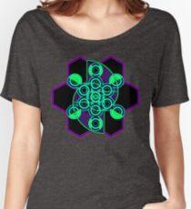 Fibonacci Cube Women's Relaxed Fit T-Shirt
