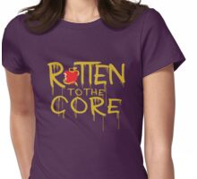Rotten Tag Womens Fitted T-Shirt