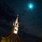 """""""A Creepy Night in Virginia City"""" by Lynn Bawden"""