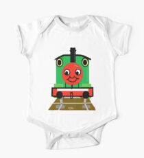 Toddlers Leo the Toy Train Engine Tshirt Kids Clothes