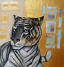 Animalia II: Siberian Tiger by Lynnette Shelley