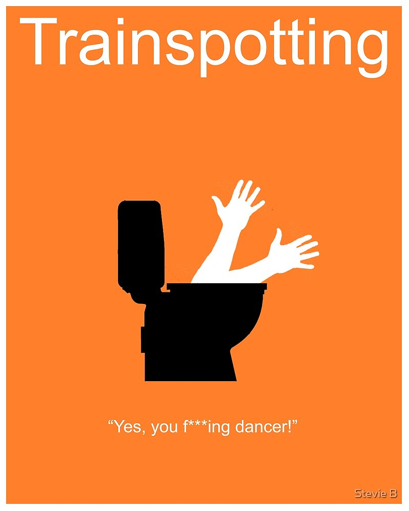 Trainspotting Minima 2 by Stevie B