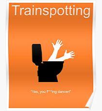 Trainspotting Minima 2 Poster