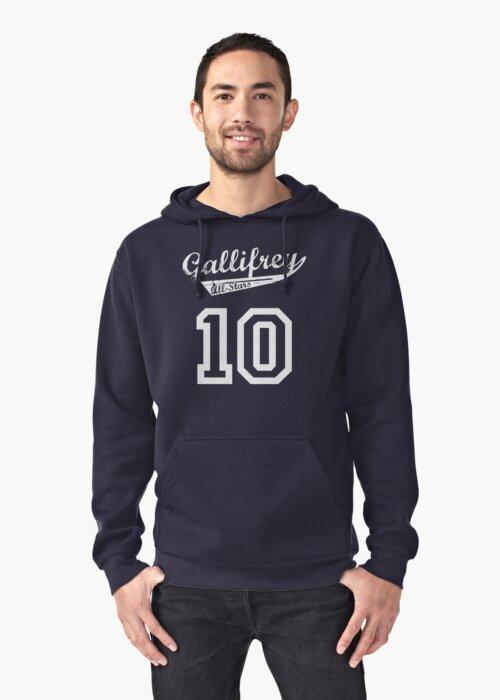 Gallifrey All-Stars: Ten by twig3721