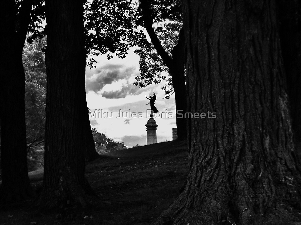 Stalking An Angel by Miku Jules Boris Smeets