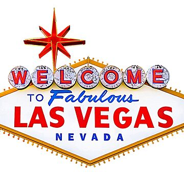 Welcome Las Vegas Shirt by PumpingGas