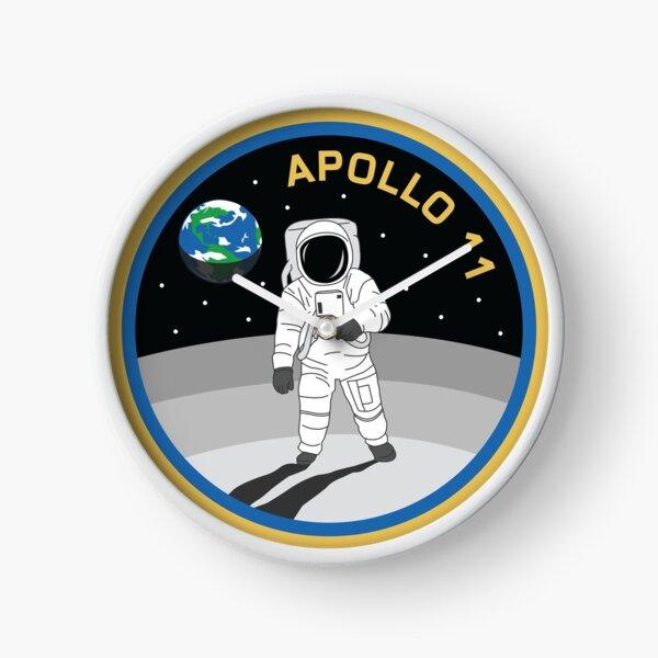 Apollo 11 NASA Astronaut Clock