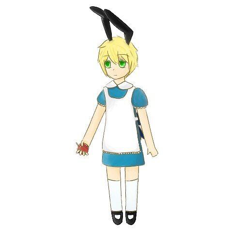 Alice in Wonderland by xxharu
