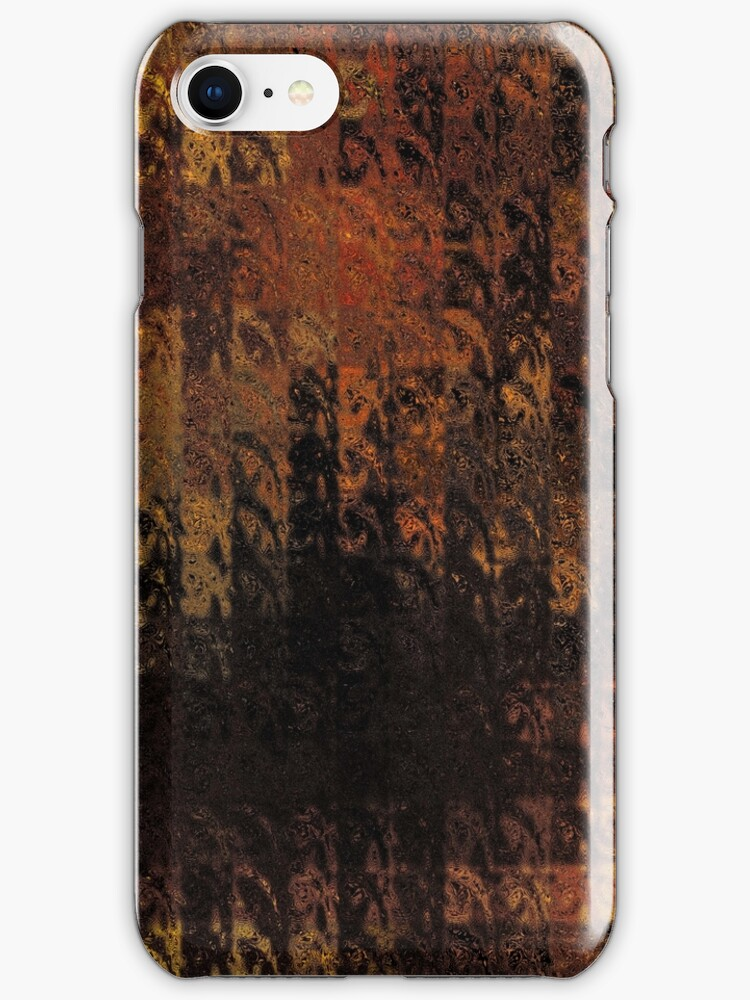iPhone Case.... touch of autumn by linmarie