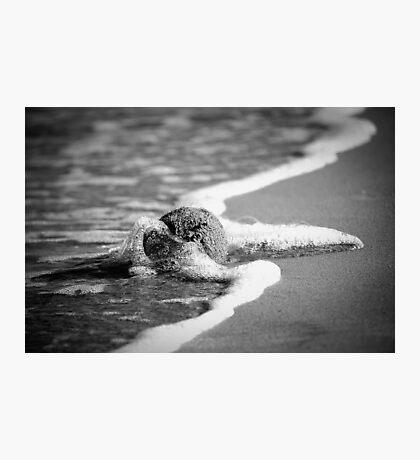 Little tsunamy Photographic Print